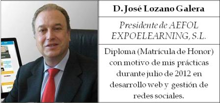 D. José Lozano