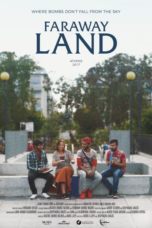 Poster de Faraway Land